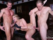 Lexi Lowe gets tag-teamed for HarmonyVision