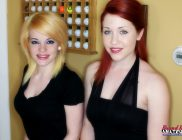 Morgan and Lily from Brand New Amateurs