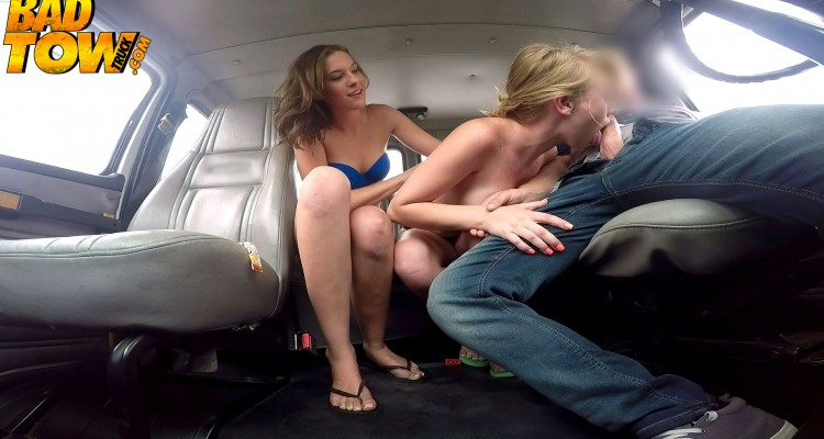 Iggy and friend trade oral for car