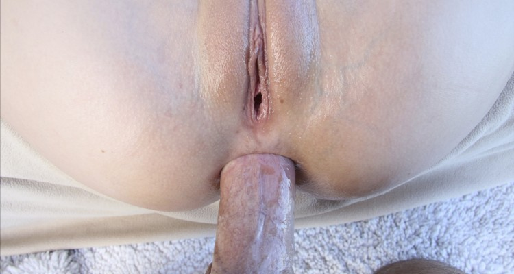 close up pov anal sex