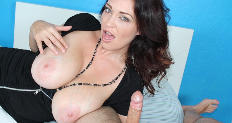 Charlee Chase and her amazing natural tits