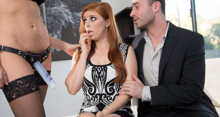 Penny Pax and Channel Preston from Pretty Dirty