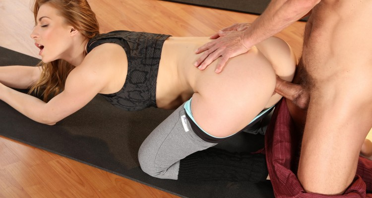 Victoria gets the pussy workout she has been craving