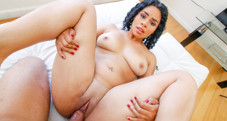 Millie Stone interracial porn