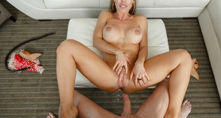 Nicole Aniston point-of-view creampie