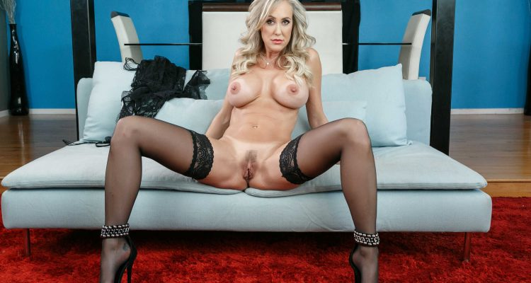Brandi Love seduces a younger man