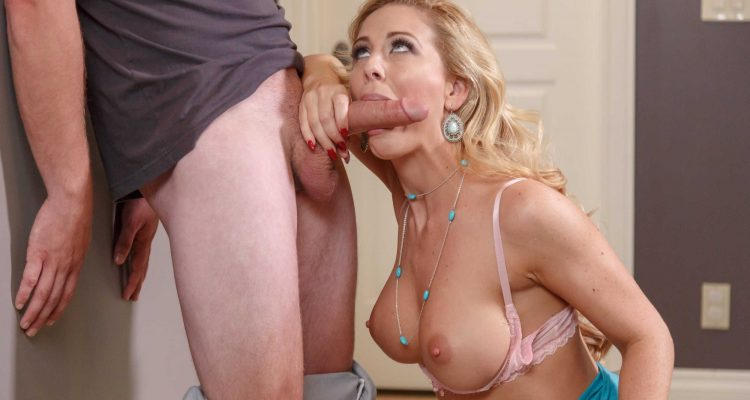 Cherie DeVille from Seduced By A Cougar