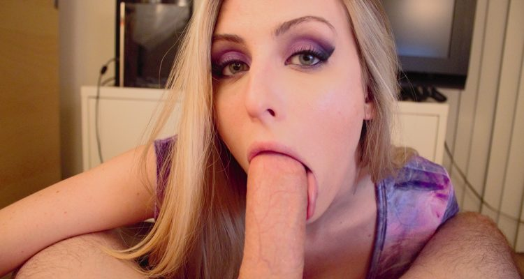 CeCe September blowjob